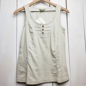 Royal Robbins | Cool Mesh Cotton Tank Top